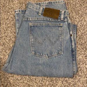 Wrangler rugged wear jeans